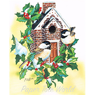 Chickadee Christmas