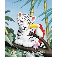 Kids White Tiger